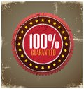 Free Old Vector Retro Vintage Label Background Royalty Free Stock Images - 29469219