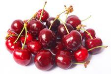 Free Fresh Cherry Stock Image - 29461341