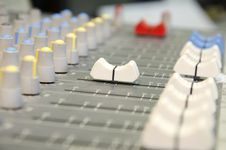 Free Music Mixer Stock Images - 29466604