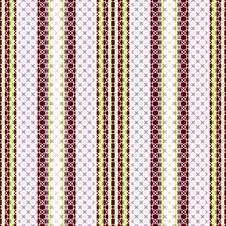 Free Seamless Striped Pattern Royalty Free Stock Image - 29467596