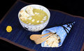 Free Fresh Potato And Corn Cream Soup Stock Photos - 29471873