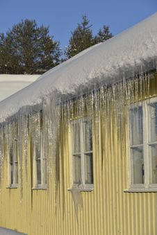 Free Icicles Royalty Free Stock Photos - 29471148