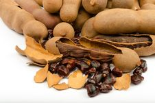 Free Tamarind &x28;Tamarindus Indica&x29; Stock Photo - 29472000