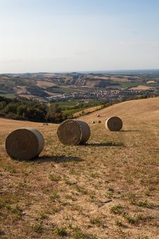 Free Romagna Countryside Royalty Free Stock Image - 29472686