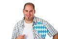 Free Bavarian Man Stock Images - 29484174