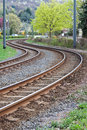 Free Tram Rails Stock Images - 29484514