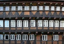 Free A Half-timbered House Royalty Free Stock Photography - 29480117