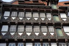 Free A Half-timbered House Royalty Free Stock Photography - 29480657