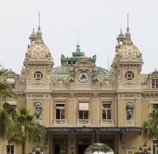 Free Casino In Monte Carlo Stock Images - 29481144