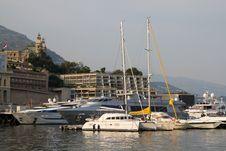 Free View Of Monaco Royalty Free Stock Photo - 29481155