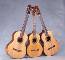 Free Spanish Classical Guitar Stock Photo - 29484410