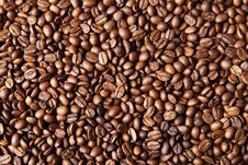 Free Coffee Beans Background Royalty Free Stock Images - 29489489