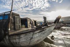 Free Fishing Boats Stock Photos - 29490503