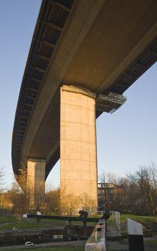 Free Erskine Bridge Detail Stock Photos - 29492183