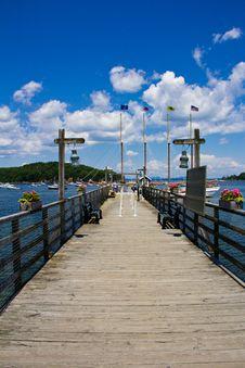 Free Boardwalk Royalty Free Stock Image - 29493326