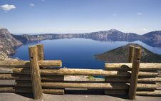Free Crater Lake Caldera National Park Oregon USA Royalty Free Stock Images - 29495759