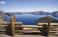 Free Crater Lake Caldera National Park Oregon USA Royalty Free Stock Images - 29495759