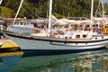 Free Docked Sailboat Stock Photos - 2956543