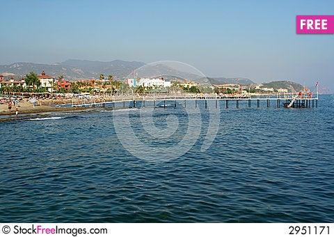Free Resort Of Enjoyment Stock Image - 2951171