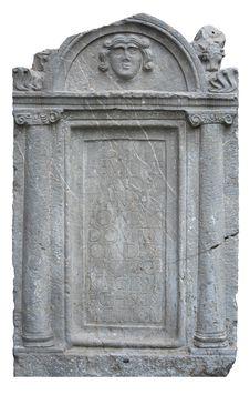 Free Ancient Stela Royalty Free Stock Photo - 2951285