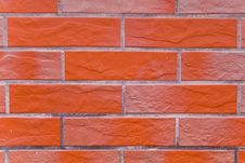 Free Brick Wall Background Stock Photography - 2952032