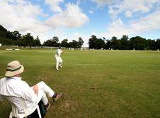 Free English Cricket Royalty Free Stock Images - 2952199