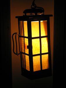 Lantern 2 Stock Photo