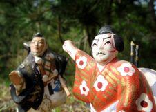 Free Samurai 5 Royalty Free Stock Image - 2952666