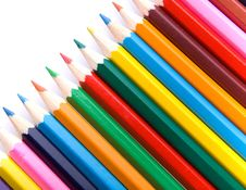 Free Color Pencils Stock Images - 2952904