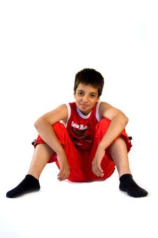 Free Young Boy Smiling At You Stock Photography - 2953972