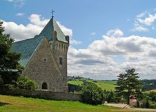 Free Vitochov Chapel Royalty Free Stock Photography - 2954477