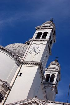 Free Venice - White Church Stock Photography - 2954502