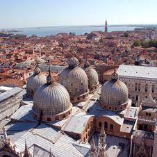 Venice - Basilica San Marco Stock Photography