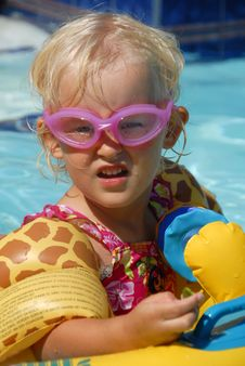 Free Goggles Royalty Free Stock Photos - 2954748