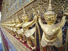 Free Bangkok, Grand Palace Stock Images - 2955094