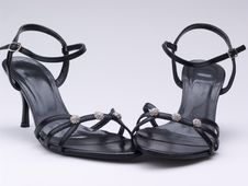 Free Women Shoe Stock Images - 2955564