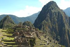 Free Machu Picchu Stock Images - 2956064