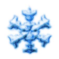 Free Snowflake Royalty Free Stock Images - 2957299