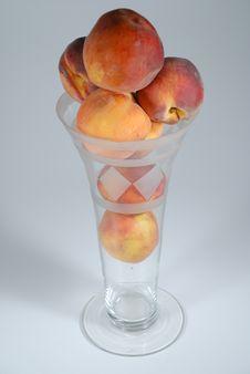 Free Peach Stacked Stock Photo - 2957760
