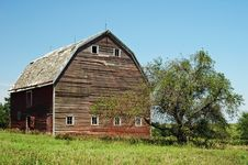 Free Old Barn Royalty Free Stock Images - 2959749