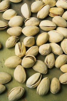 Free Pistachios Royalty Free Stock Photography - 2959997
