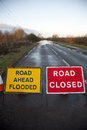 Free Flooded Road Royalty Free Stock Images - 29508069