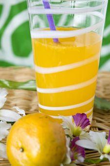 Free Fresh Orange Juice Stock Images - 29501304