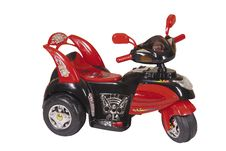 Free Red Black Toy Motorcycle Stock Photography - 29504832