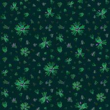 Free Flower Seamless Background. Flourish Backdrop Royalty Free Stock Photos - 29506008