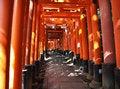 Free Fushimi Inari Taisha Shrine In Kyoto, Japan Stock Photos - 29513833
