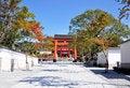 Free Fushimi Inari Shrine At Kyoto - Japan Stock Photography - 29514822