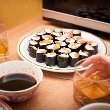 Free SUSHI Royalty Free Stock Images - 29511769