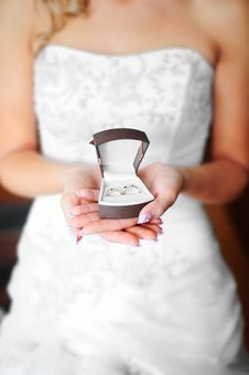 Free WEDDING RING Royalty Free Stock Photography - 29512067