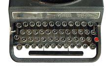 Free Typewriter Royalty Free Stock Photo - 29512605